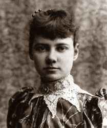 Nellie Bly in 1890