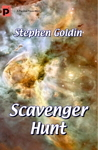 SCAVENGER HUNT cover, paperback edition