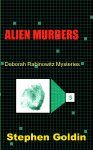 Alien Murders cover, paperback edition